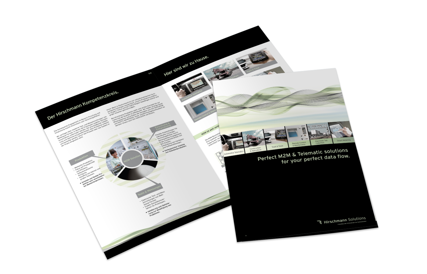 Hirschmann Car Com. - Intro Bild